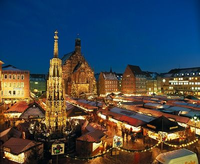 ニュルンベルク クリスマスマーケット2