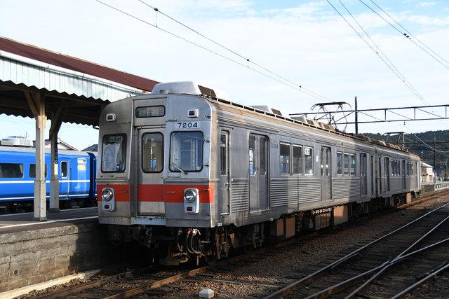 電車 大井川 (1)
