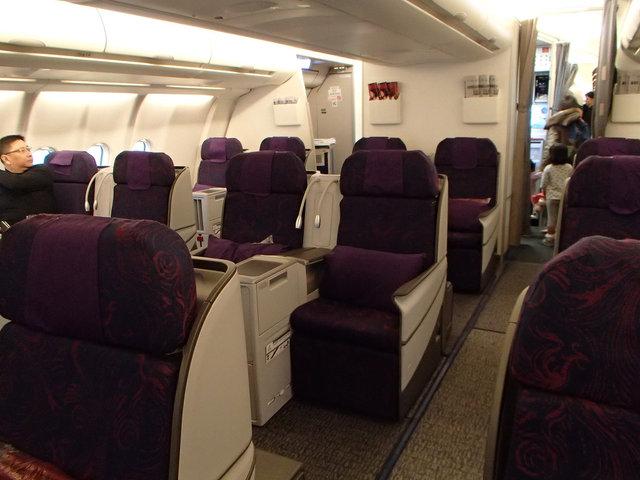座席 CA PEK-HND (2)
