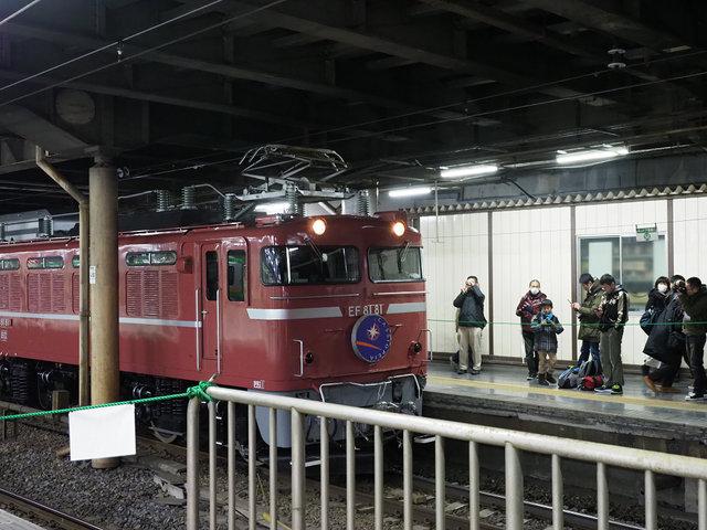電気機関車 EF81 (3)