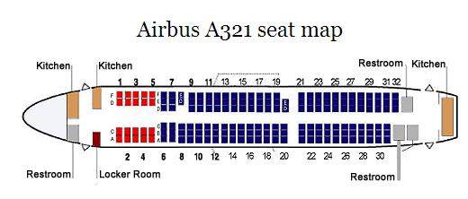 旅行予約 A321