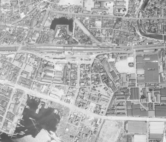 三原駅1 1965