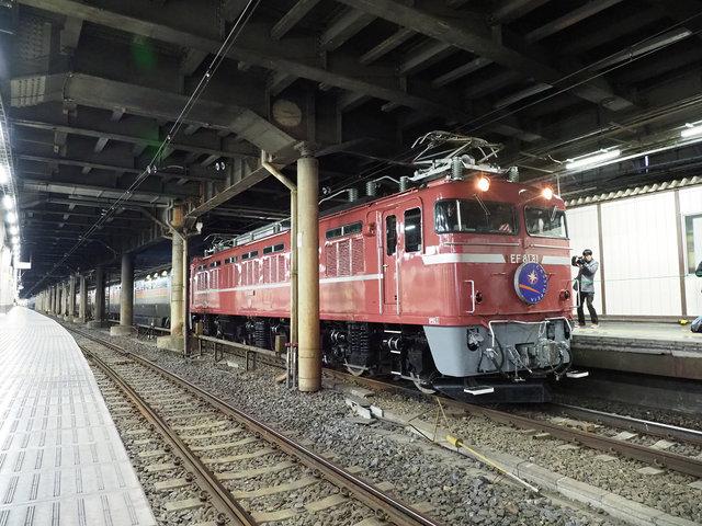 電気機関車 EF81 (4)