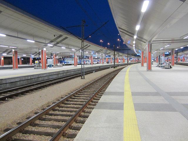 クラコフ 駅舎 (5)
