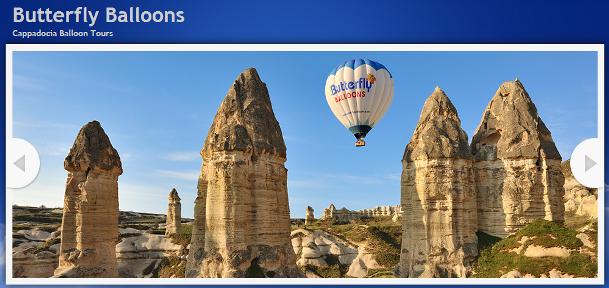 トルコ旅行 気球
