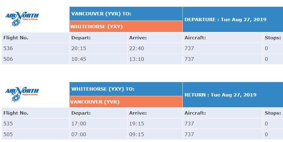 YVR-Whitehorse1