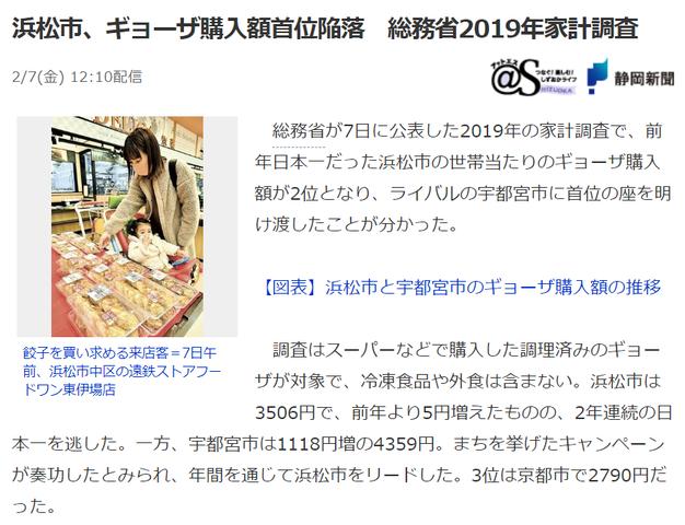 20 浜松 餃子1