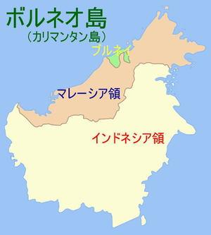 borneomap