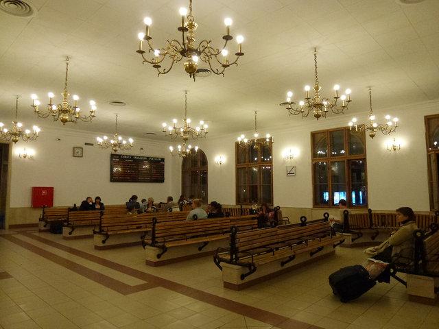 クラコフ 駅舎 (2)