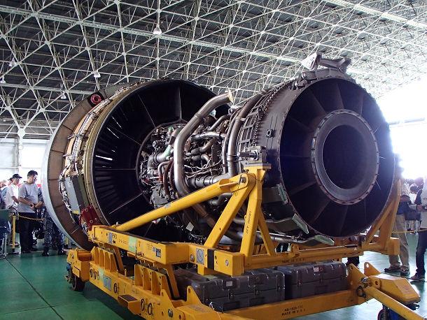 14 B767エンジン (7)