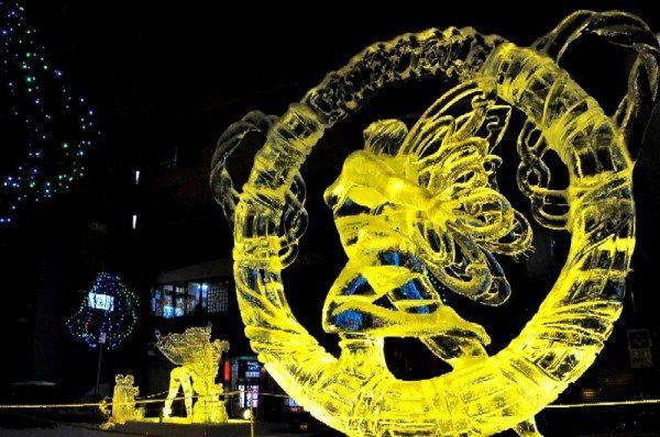 旭川 氷祭り1