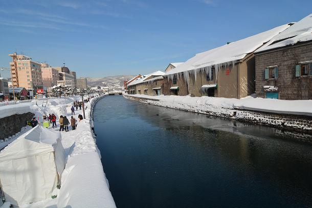 23小樽運河 (3)
