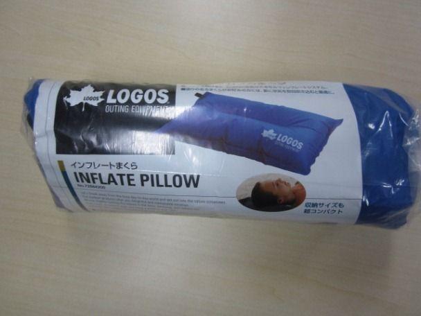 買ったもの 枕 (1)