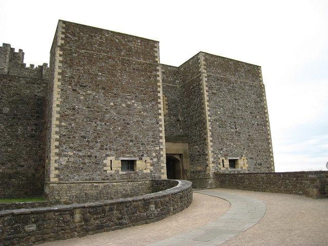 ドーバー城 (13)