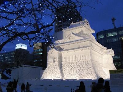 2014年計画 雪まつり