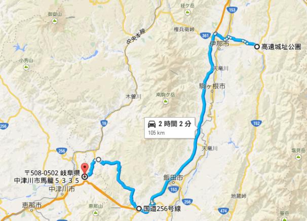 桜4 地図
