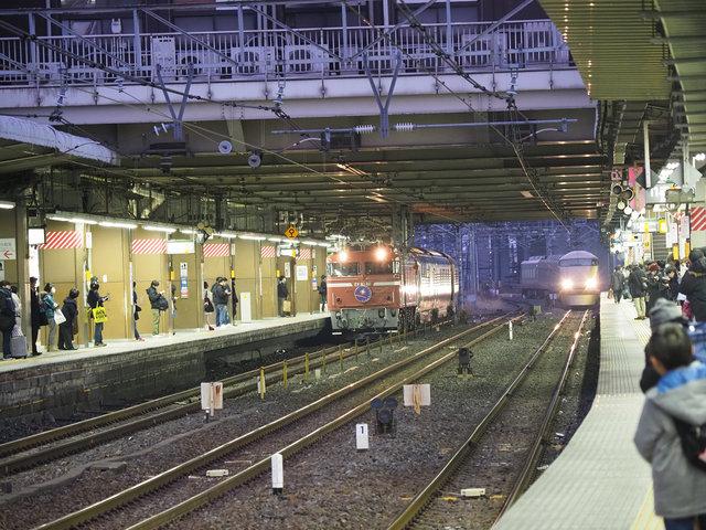 電気機関車 EF81 (5)