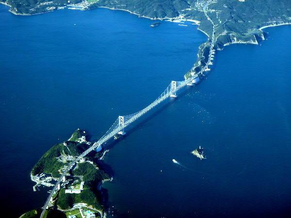 徳島 鳴門大橋