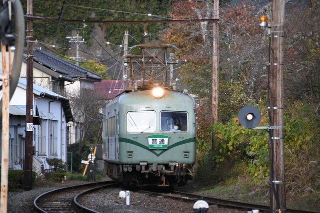 電車 大井川 (3)