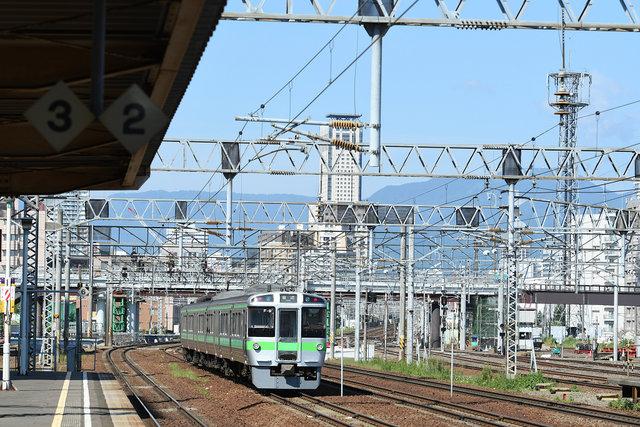 2苗穂駅 (1)