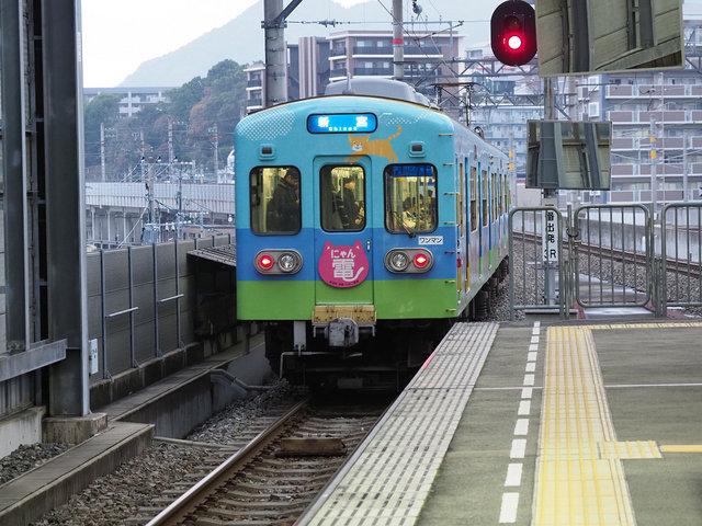 22 西鉄貝塚線 (1)