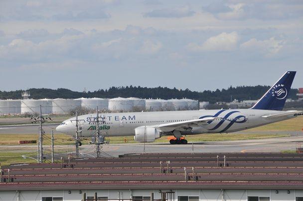 成田 飛行機写真 (15)
