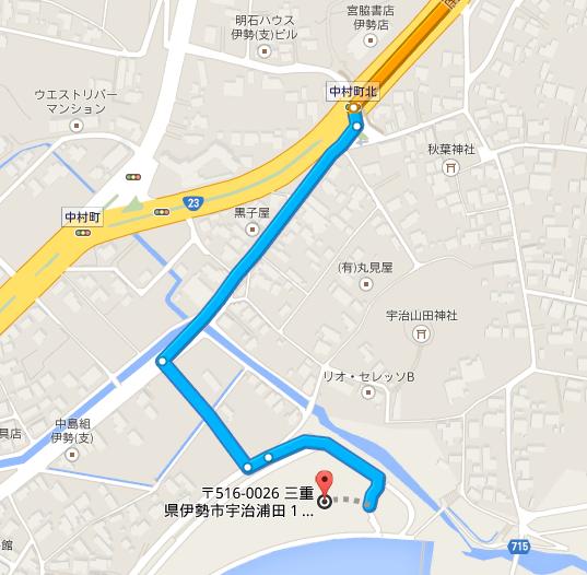 内宮駐車場 (2)