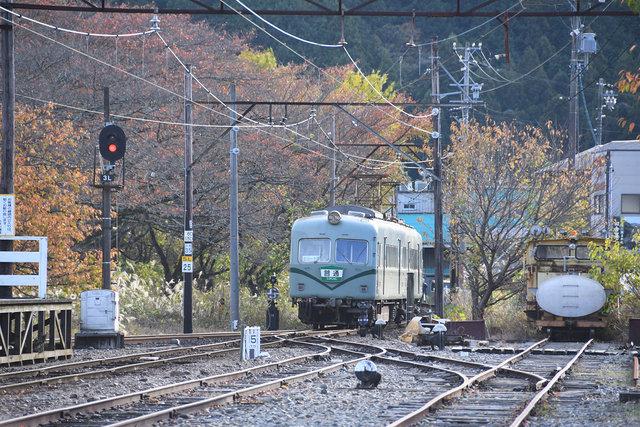 電車 大井川 (5)