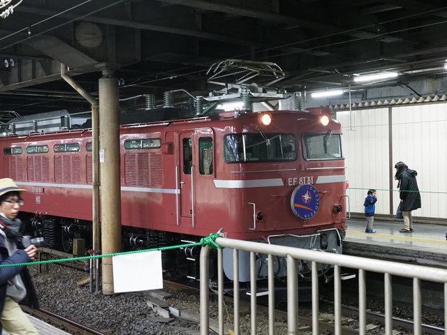 電気機関車 EF81 (2)
