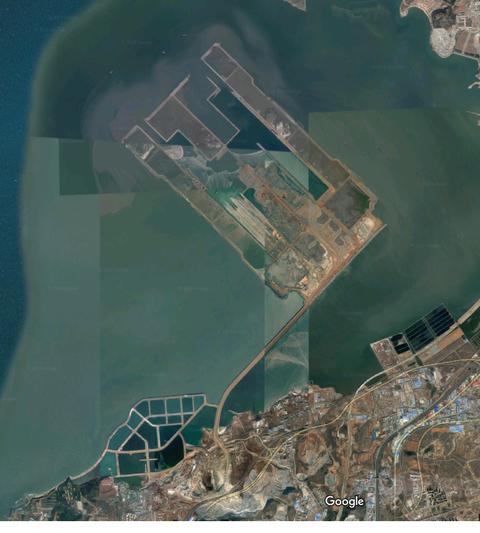 大連新空港1