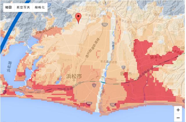 2 地震に強い街
