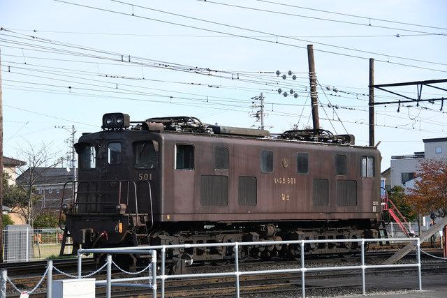 電気機関車 大井川 ibuki (1)
