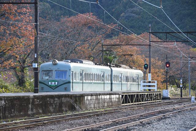電車 大井川 (4)
