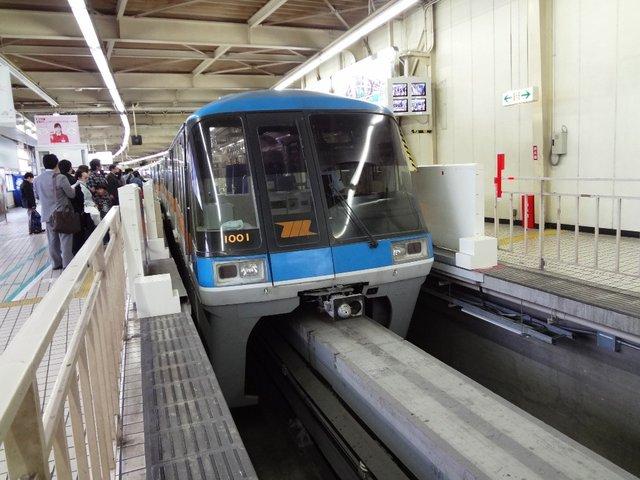 6東京モノレール
