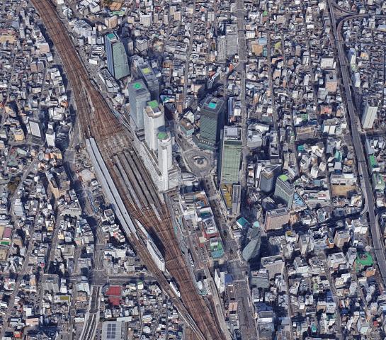 名古屋駅1s