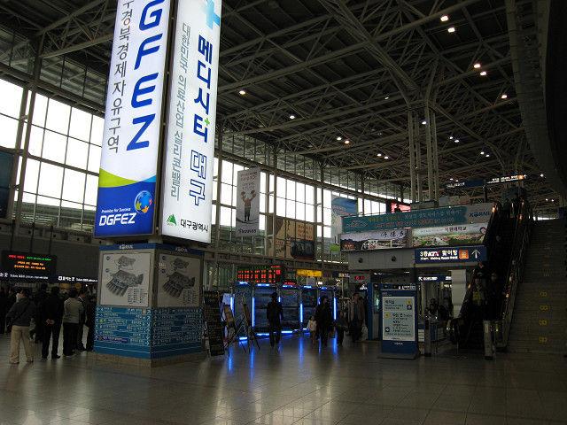 2日目 (29) ソウル駅