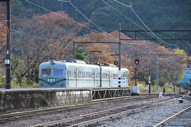 電車 大井川 (9)