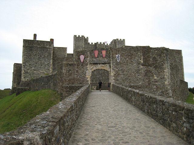 ドーバー城 (12)