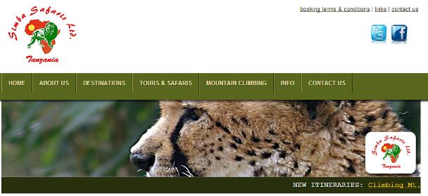 ▽Simba safari1
