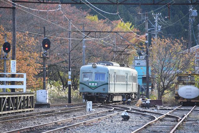 電車 大井川 (10)