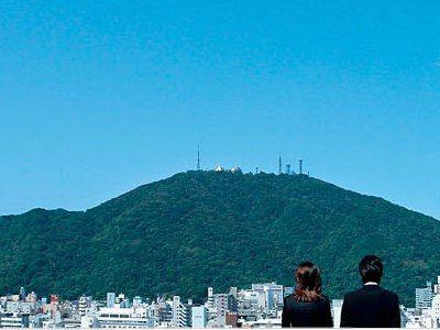 徳島 眉山