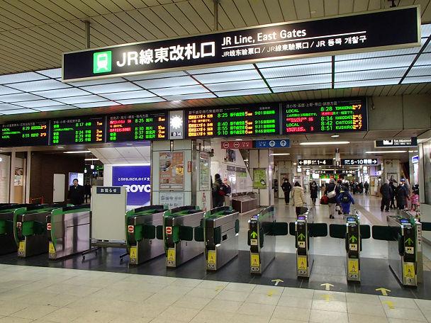 20 札幌駅 (8)入口