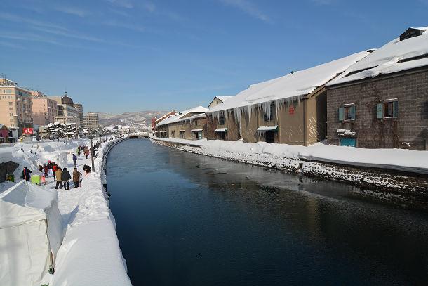 23小樽運河 (2)