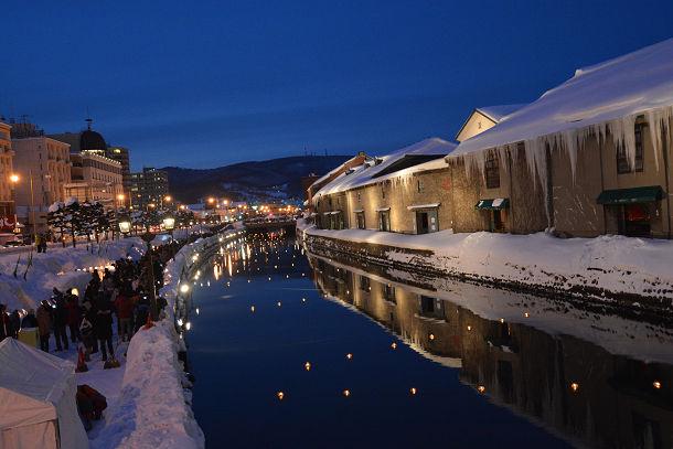 36小樽運河 (3)