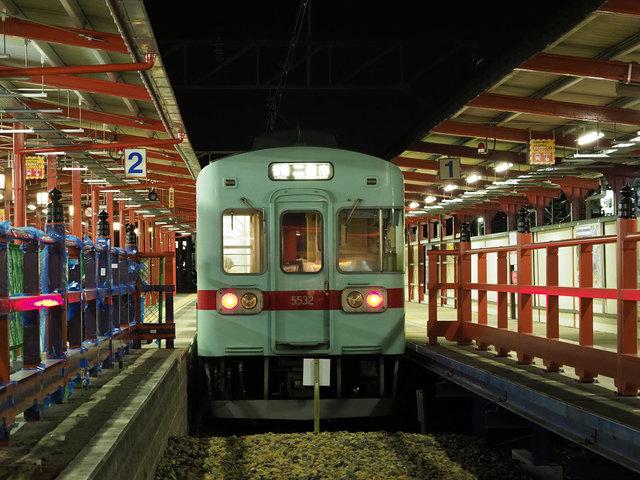 14 太宰府駅