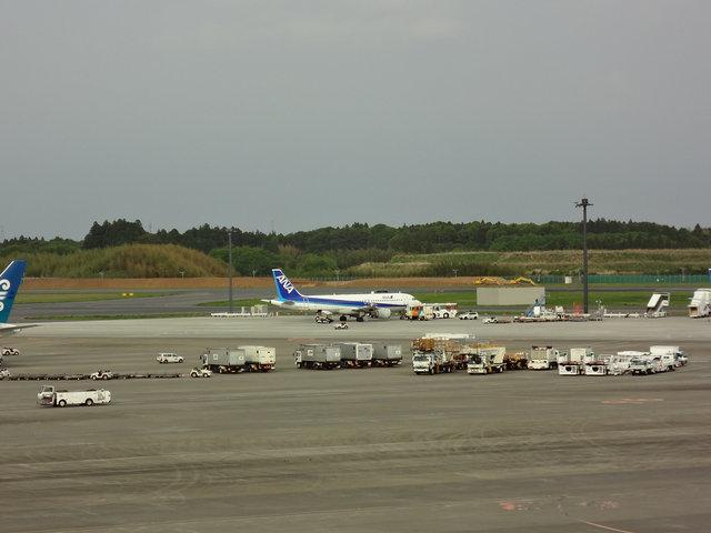 21 ANA A320