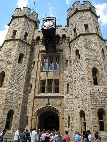 ロンドン塔 (1)