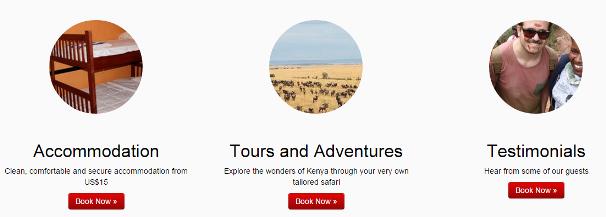 ナイロビの旅行会社
