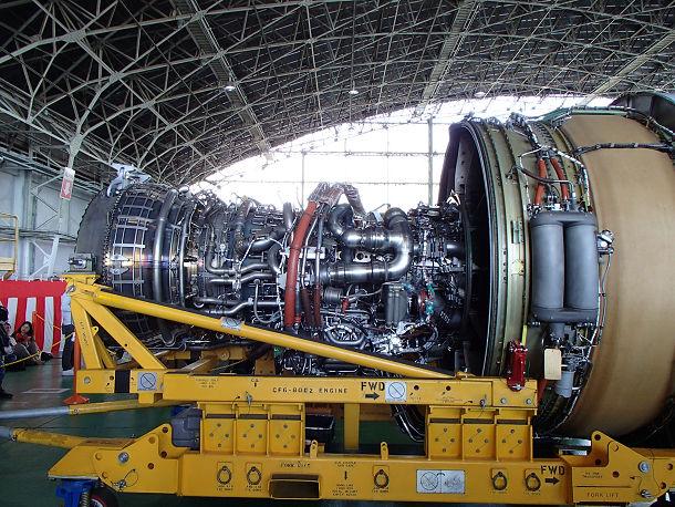 14 B767エンジン (2)