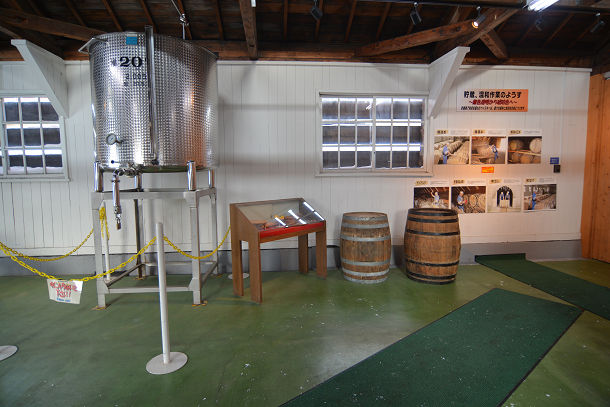 6樽の製造説明 (3)
